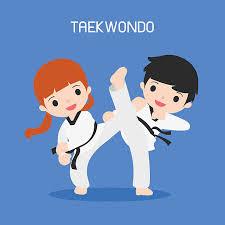 Taekwondo 3r a 6è  DL-DX (2D)