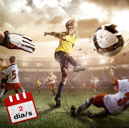 Futbol Competició 3r-6è 2d/s DM/DJ