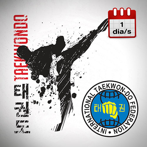 Taekwondo 3r a 6è 1d/s DM o DJ