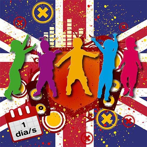 Dansa Artística en anglès 1d/s P3-P4-P5