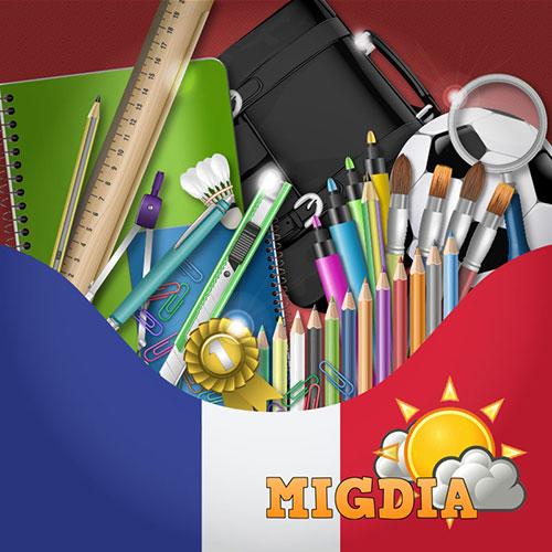 Francès 2n a 6è (alumnes francofons) (avançat) DM Migdia